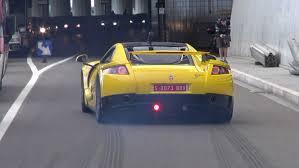 900HP Spania GTA Spano - Power Launch! - YouTube