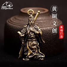 brass guan yu guan sir zhong guan gong