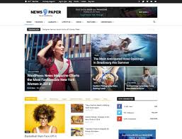 Newspaper Template App 20 Best Adsense Optimized Wordpress Themes 2019