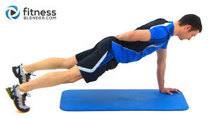 bodyweight workout routine nonstop