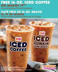 Does dunkin donuts have sugar free drinks? Dunkin Donuts Iced Coffee Page 1 Line 17qq Com