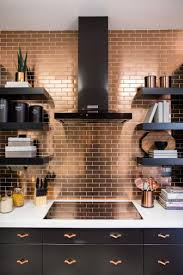 Pictures of the HGTV Smart Home 2017 Kitchen. Copper AccessoriesSubway ...