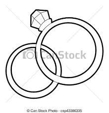 Compscanstockphotobepictogram Stijl Ringen Sche