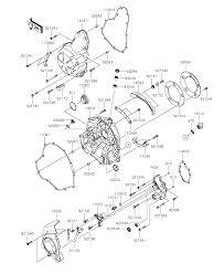 2015 kawasaki vulcan s engine cover s parts best oem engine cover s parts diagram for 2015 vulcan s motorcycles