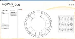 Natal Chart Software Review Skyplux Traditional Astrology Software Beyond The