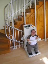 Standing Stair Lift Standing Stair Lift A Nongzico