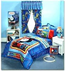 Train Sheets Twin Bedding Set Bed The Thomas Comforter