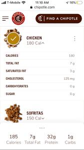 Ux Design Nutrition Calculators Prototypr