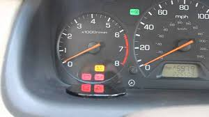 Honda Accord 2010 Engine Light Diagnosing A Check Engine Light On A 6th Generation Accord Without A Code Reader