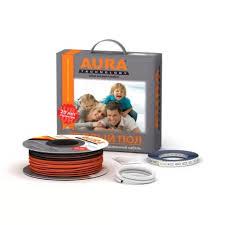 <b>Нагревательный кабель Aura Heating</b> КТА 37-650 купить в ...