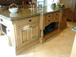 tile trim decoration moulding edge counter oak