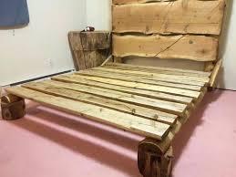 cedar bed frame plans – bsmall.co
