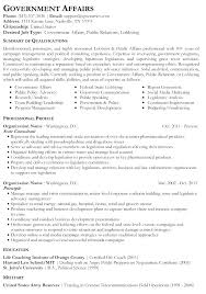 How To Make A Resume For A Government Job Cover Letter For