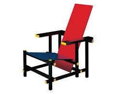 modern furniture designers famous. unique famous chair 20th century furniture designers gerrit rietveld modern
