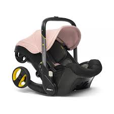 doona infant car seat stroller blush