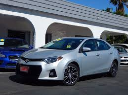 2014 Used Toyota Corolla S Premium Pkg * Top Of The Line Model * 1 ...