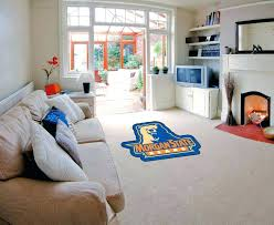 dorm area rugs room throw state university bears mascot rug nylon astonishing archived on target