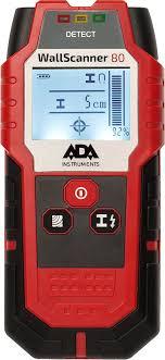 """<b>Детектор проводки ADA """"Wall</b> Scanner 80"""" — купить в интернет ..."""