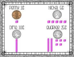 Money Freebie Anchor Chart Confetti And Creativity 2nd