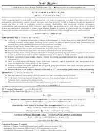 medical administration resume examples medical administrator resume penza poisk