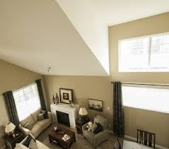 Paint For Bedrooms With Slanted Ceilings How To Paint Angled Ceilings Warline Painting