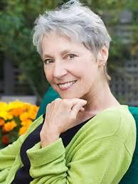 short natural grey hair photos of short haircuts for older women 6