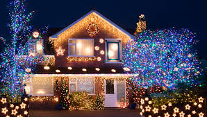 20 outdoor light decoration ideas outside lights display pictures
