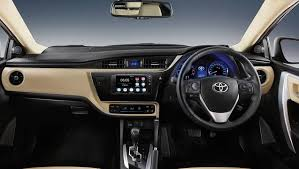 Interior Image, Toyota Corolla Altis Photo - CarWale