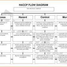 Haccp Plan Template Haccp Plan Example 0 Template 22981417662521 Haccp Flow Chart For