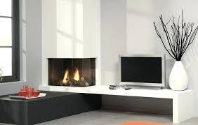 electric corner fireplace white cau corner electric fireplace white