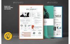 Design Detail Mono Resume Template By Ikono Me Creative Resume