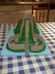 images about Homework history on Pinterest Kelsey     s Motte and Bailey Model yr   front view