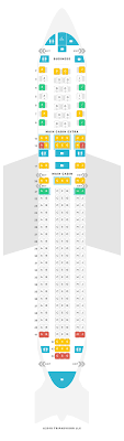Seat Map Boeing 767 300 763 American Airlines Find The