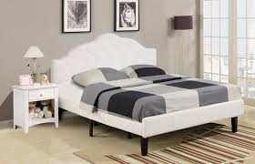 full size bed. Decorating Trendy White Full Size Platform Bed 11 Contemporary Beds Los Frame N