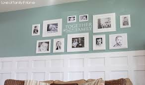 Frame For Living Room 17 Family Photo Wall Ideas You Can Try To Apply In Your Home