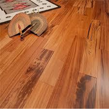 3 x 34 tigerwood clear grade unfinished solid tigerwood engineered hardwood flooring