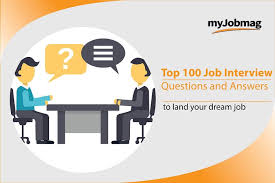 How To Answer Job Interview Questions Top 100 Common Job Interview Questions And Their Best