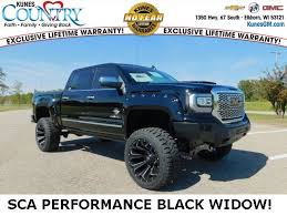 2018 gmc black widow. unique widow 2018 gmc sierra 1500 denali sca performance black widow midwest il   delavan elkhorn mount carroll illinois 3gtu2pej6jg100297 in gmc black widow d
