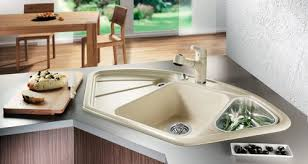 Cleaning Kitchen Sink So It Shines  WwwtidyhouseinfoDifferent Types Of Kitchen Sinks