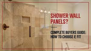 Mincey marble is a wholesale manufacturing company that sells and ships by the truckload. Shower Wall Panel Review The Best Panels For Your Shower Room