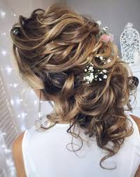 Tonya Pushkareva Wedding Hairstyle Inspiration Vlasy Romantic