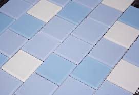bermuda paradise frosted glass tile design