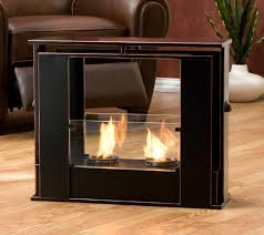 holly and martin walton ethanol fireplace