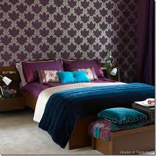 Bedroom House Of Turquoise