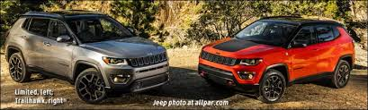 2018 jeep compass trailhawk. fine compass limited vs trailhawk with 2018 jeep compass j
