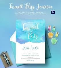 Free Going Away Party Invitations Farewell Party Invitations Templates Invitation Template