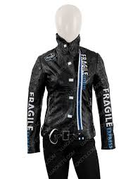 Fragile Jeans Size Chart Death Stranding Fragile Express Leather Jacket Ujackets