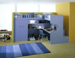 Ergonomic Kids Bedroom Designs For Two Children From LineaD | Kidsomania