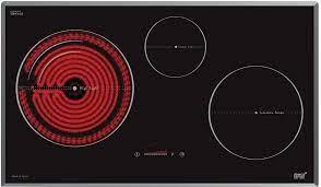 BẾP ĐIỆN TỪ - BẾP HỒNG NGOẠI: Bếp từ 3 vùng nấu LCE-306