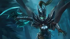 photo collection mortred phantom assassin dota